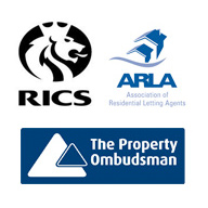 We are accredited members of the RICS, ARLA and The Property Ombudsman scheme