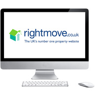 As well as appearing on our new state of the art website your property will be featured as a premium listing on Rightmove.